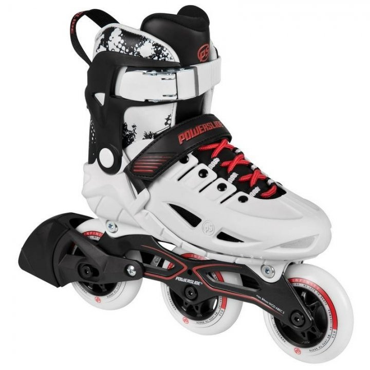 Freestyle brusle Powerslide Phuzion Universe White